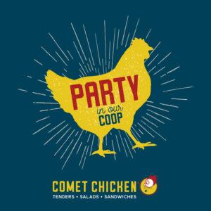 comet chicken happy hour deals
